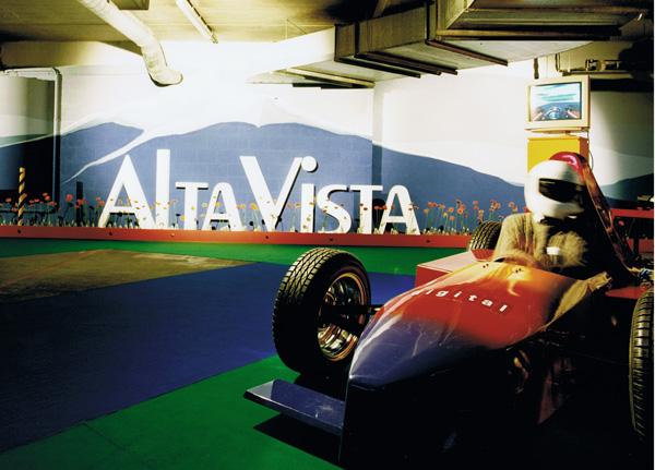 event Compaq Digital Alta Vista © BizBis