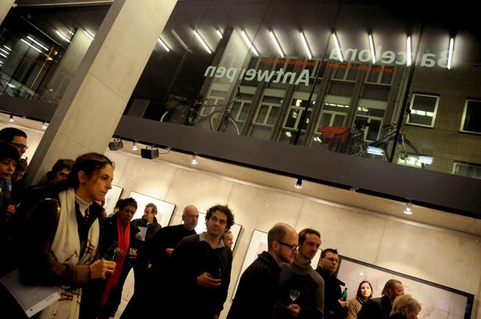 Barcelona, Cerdà. Urbs I Territori in het designcenter De Winkelhaak tentoonstelling © BizBis
