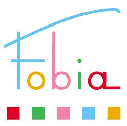 Ontwerp logo huisstijl Fobia © BizBis