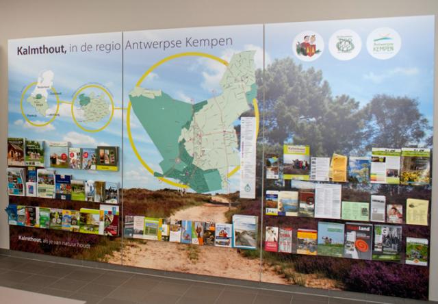Inrichting beleving toeristische dienst Kalmthout © BizBis