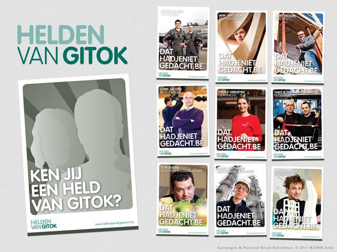 campagne Helden van Gitok © BizBis
