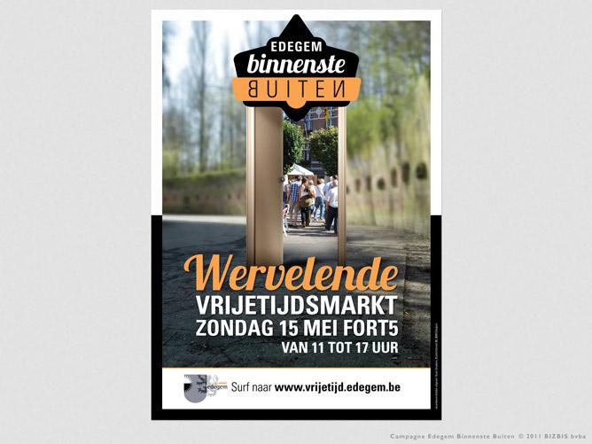 campagne event gemeente Edegem © BizBis