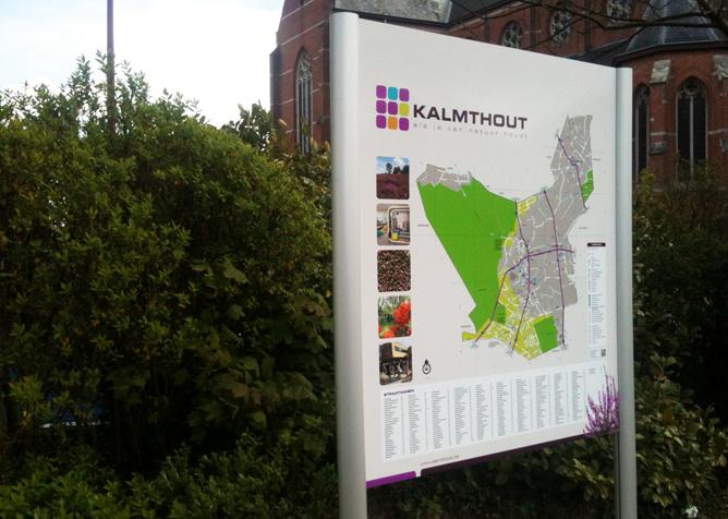 signalisatie Kalmthout © BizBis
