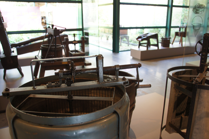 inrichting tentoonstelling bijenteeltmuseum © BizBis