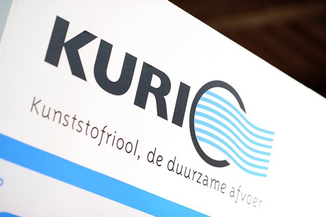 logo huisstijl Kurio de duurzame afvoer riolering © BizBis