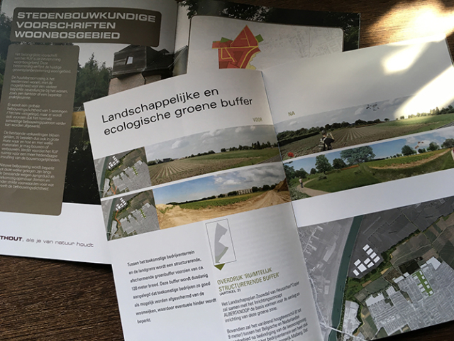 communicatie infomoment 'RUPwoonbos' & 'RUPAlbertknoop' omgeving © BizBis