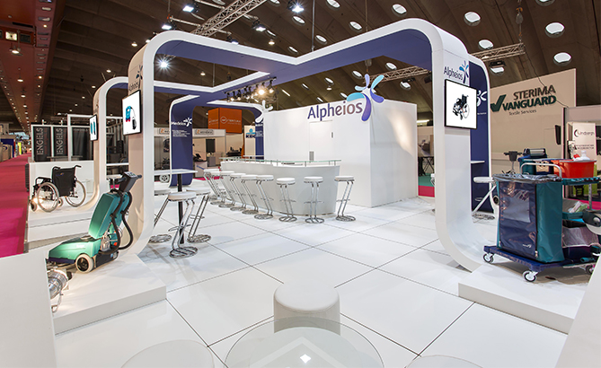Standenbouw Alpeheios Healthcare © BizBis