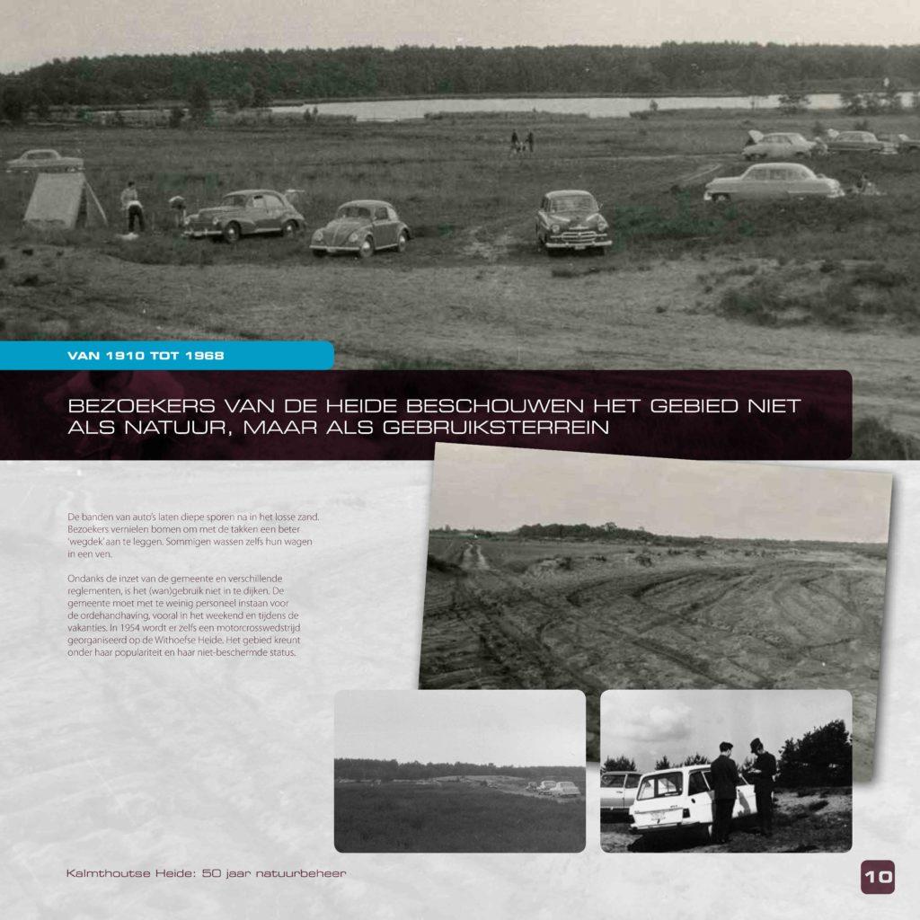 50 jaar natuurbeheer Kalmthoutse Heide © BizBis