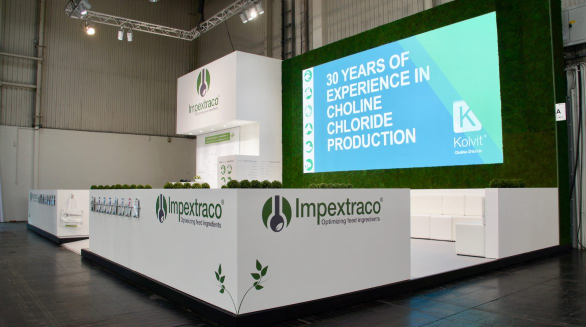 Stand Impextraco Eurotier Hannover © BizBis