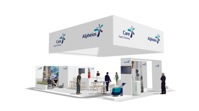 Stand Alpheios Care Healthcare Gent © BizBis