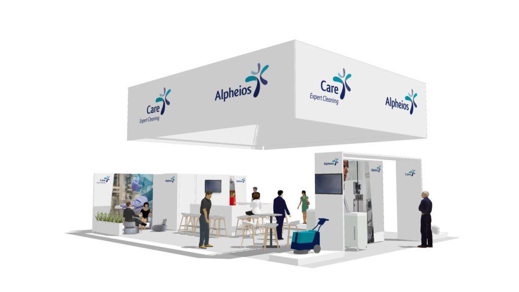 Standenbouw Alpheios Care Healthcare Gent © BizBis